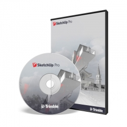 01 - SketchUp Pro 2019 - licence classique